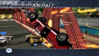 Burnout 3 USA Road Rage Muscle series