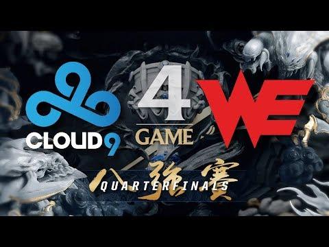 we c9 game4