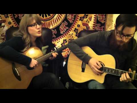Official HD: Holly Taymar & Chris Bilton - Hot Stuff (Donna Summer Acoustic Cover)