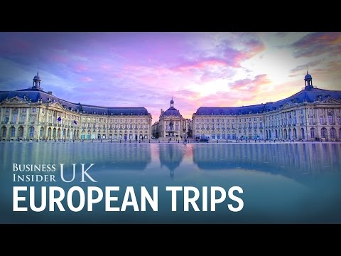 Video The 12 best European places to visit in 2017
