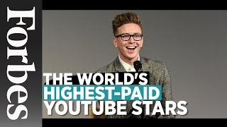 The World's Highest-Paid YouTube Stars | Forbes