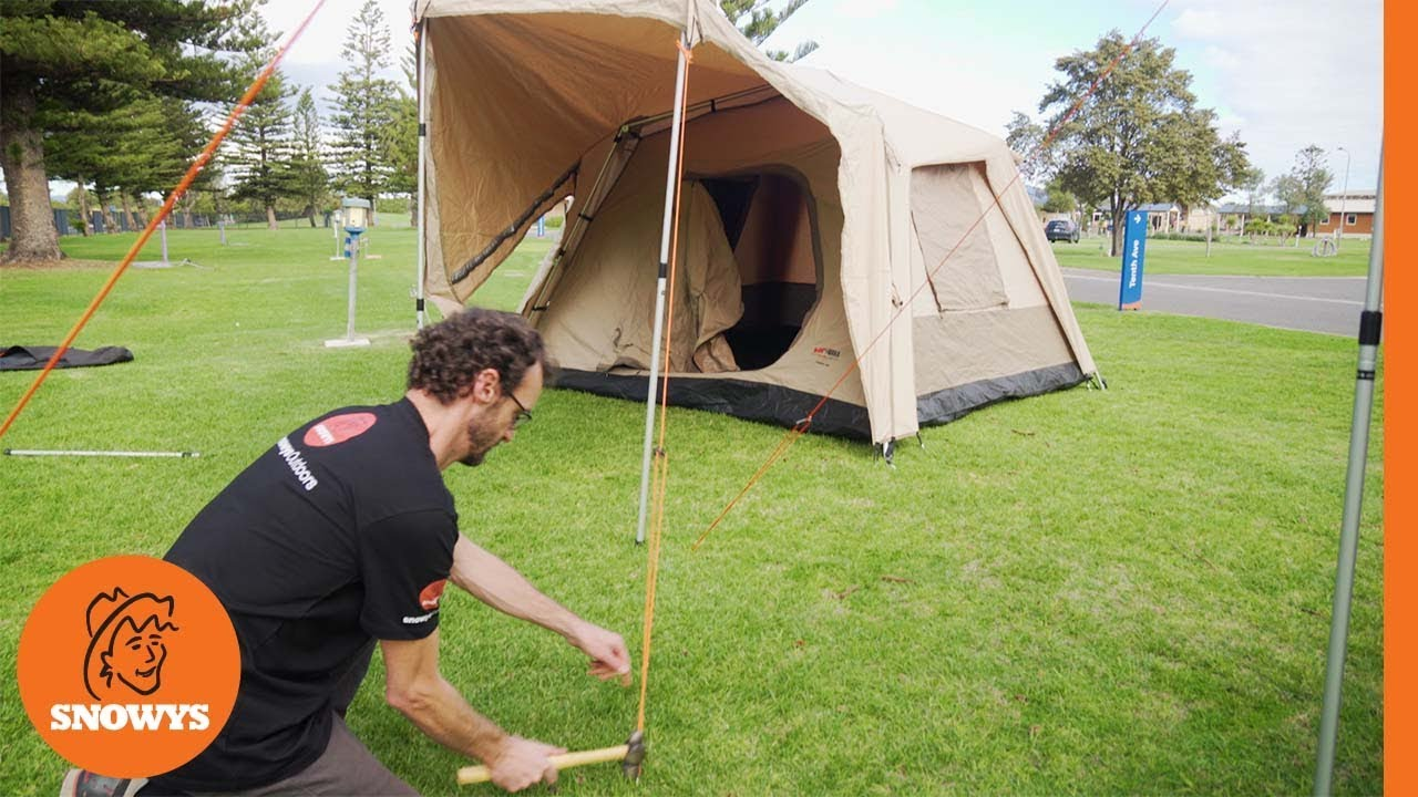 Turbo Lite 300 Tent