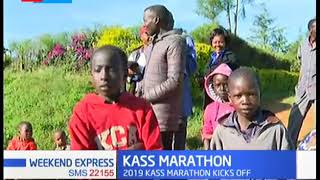 2019 KASS marathon kicks off, 42-km winner to pocket Ksh. 1.5 million