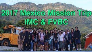 2017 Mexico Mission Trip