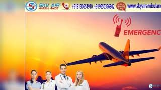 Utilize Unique Air Ambulance Service in Bhubaneswar
