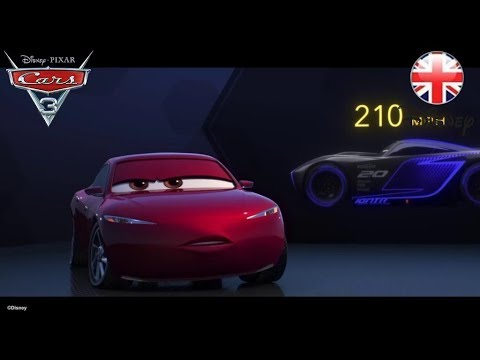 CARS 3 | Storm And Lightning McQueen - Film Clip | Official Disney Pixar UK