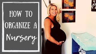 Nursery Setup Tips (Nursery Room Ideas)