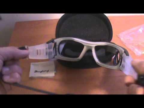 Bang Long® Unisex Occhiali Sportivi Protezione