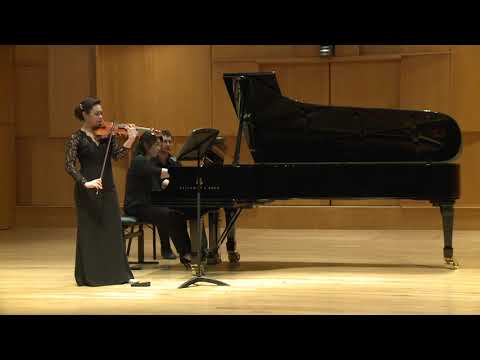 Brahms - Sonata No. 1 in G Major, Mvt 1