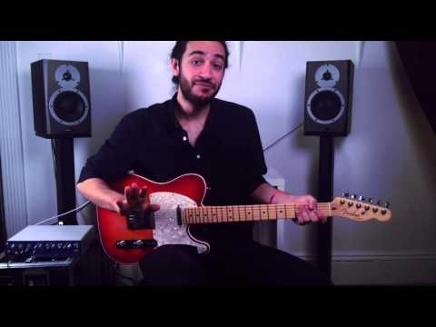 More Easy Funky Chord Progressions in E Minor - Rhythm Guitar Lesson