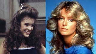 Top Ten Most Iconic And Best Hairstyles Of The 1980s