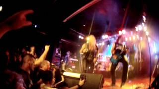 Doro in Concert 2011 - Band vorstellen u. you're my family...