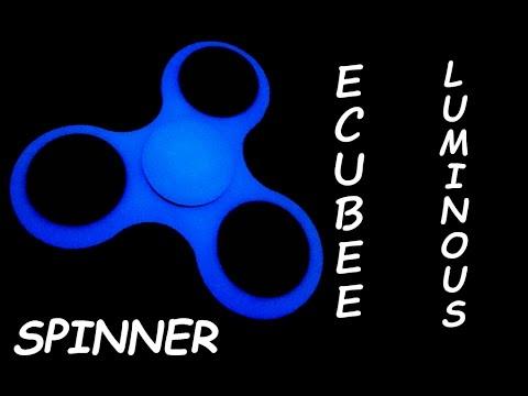 ECUBEE SPINNER LUMINOUS