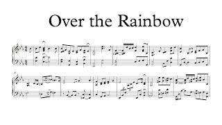 Joey Alexander - Over the Rainbow (Transcription - Piano)