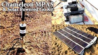 Chameleon MPAS Modular Portable Antenna System & Yaesu FT 891