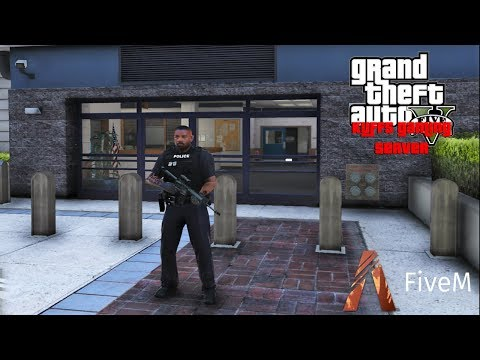 GTA 5 Roleplay Kuffs FiveM Server - Del Perro Beach - смотреть