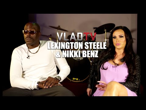Nikki Benz and Lex Steele Recall Multiple Fights While Filming