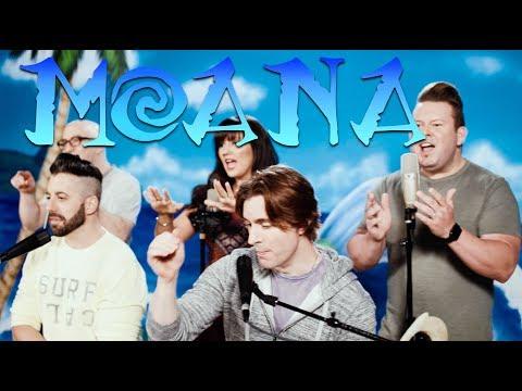 Moana Medley