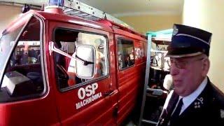 Otwarcie remizy OSP Machnówka