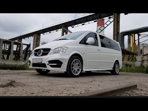 Tuning Mercedes-Benz Vito(2nd generation)#SUPERAUTOTUNING!!!!!!!!!!!!!!