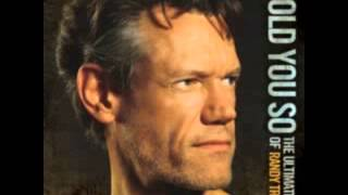Randy Travis You Ain't Right