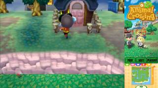 Animal Crossing New Leaf: Day 20 - Hiding the Time Capsule!