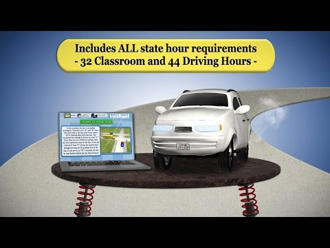 Texas Online Driver Education Explained!