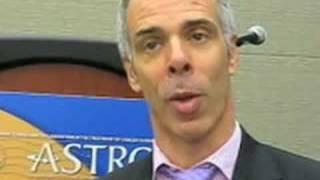 ASTRO: Proton Radiation Fails to Impress in Prostate Cancer