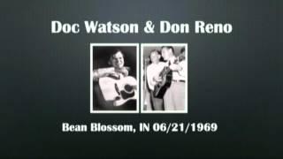 【CGUBA198】Doc Watson & Don Reno 06/21/1969