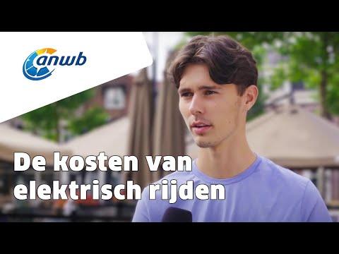 Video van de week | Elektrisch rijden: hoeveel kost het eigenlijk?