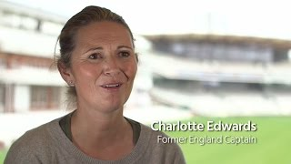 Former England Cricket captain Charlotte Edwards speaks about the five WWC17 venues
