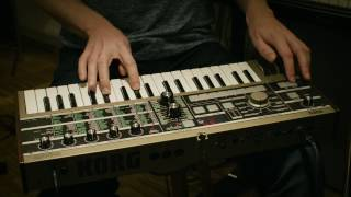 microKORG SoundEditor - How to import or load patches
