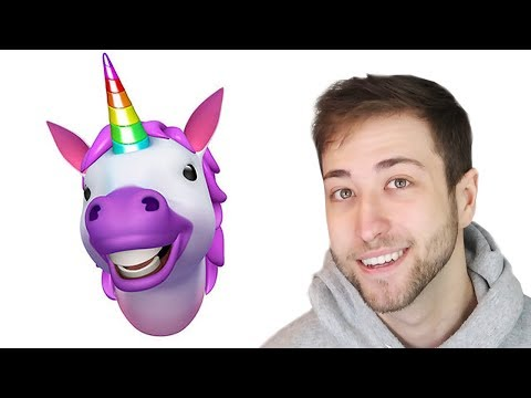 Impressions and Singing with ANIMOJI filters!