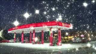 'Twas the Night of Santa's Sheetz Run