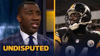 Shannon Sharpe explains why the Steelers are zero threat to the Patriots in the AFC | UNDISPUTED