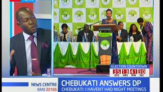 News Centre - 11th September 2017 - IEBC Naivasha Retreat