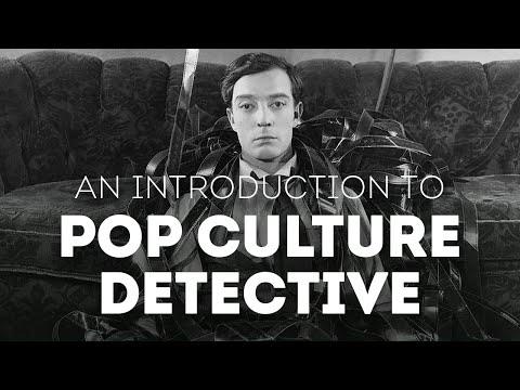 Pop Culture Detective Channel Trailer