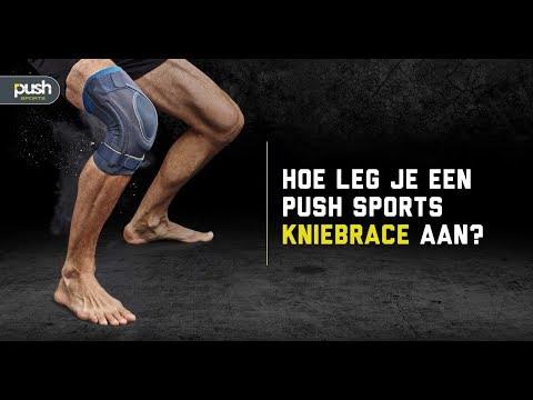 Push Sports Kniebrace