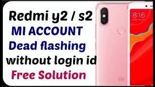 How To Remove Google Account In Redmi Y2 Redmi Y2 Redmi Y1
