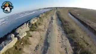 preview picture of video '07-03-15 Pineta di Ravenna Easy Bikers Riccione'
