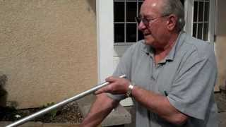 How to bend pipe for box offset by a true master