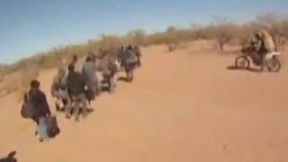 Аризона: пустыня мёртвых нелегалов