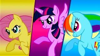 My Little Pony: Harmony Quest/Мои Маленькие Пони Миссия Гармонии игра как мультик часть 1