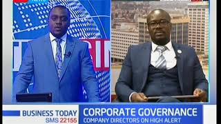 Business Today interview: Corporate governance in Kenya