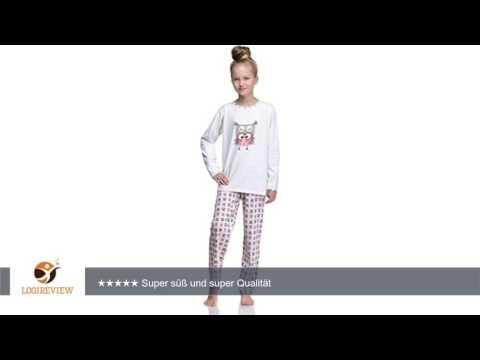 Timone Mädchen Schlafanzug 210 | Erfahrungsbericht/Review/Test