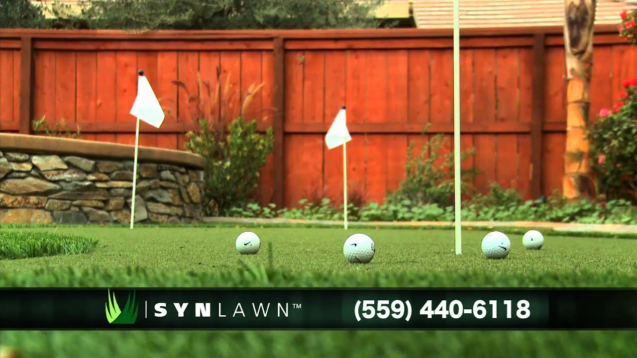 Synlawn Commercial Campaign