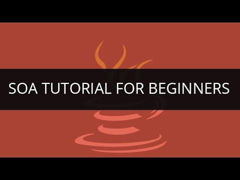 SOA Tutorial for Beginners   Learn SOA Services   SOA Tutorial - 1 ...