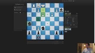 Échecs classiques #133 : militarchess vs Christopho (Défense indienne)