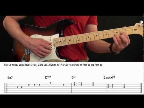 Learn Guitar - Chord Strumming Song