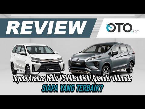 Toyota Avanza Veloz vs Mitsubishi Xpander Ultimate | Komparasi | Review | oto.com